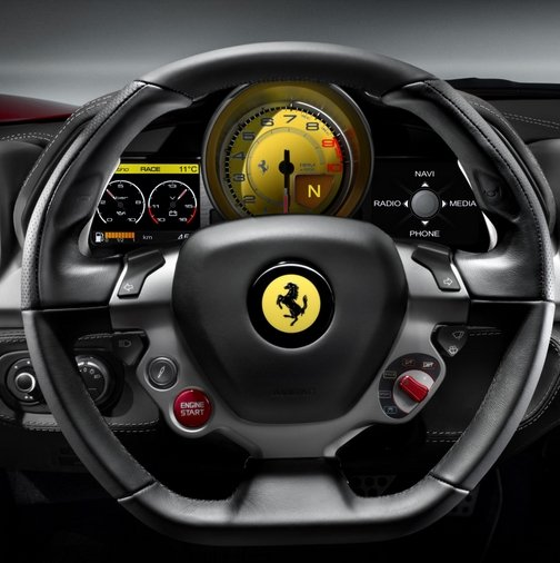 Game Ferrari Test Drive