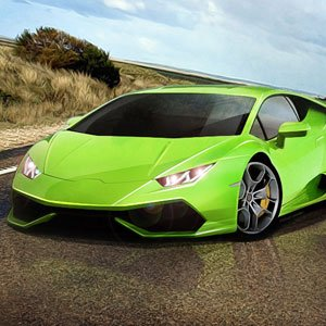 Game The Green V12