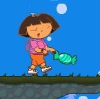 Game Dora and Boots: Sleepwalking Adventure