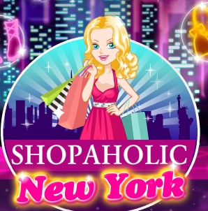 Game Shopaholic : New York