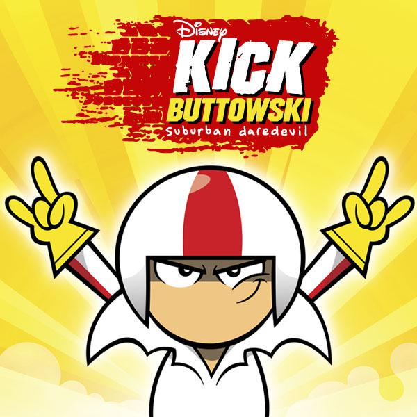 Game Kick Buttowskis MotoRush