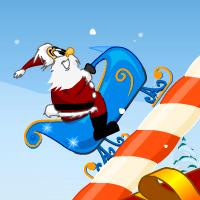 Game Christmas Ride 2
