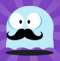 Game Mustached Ghost