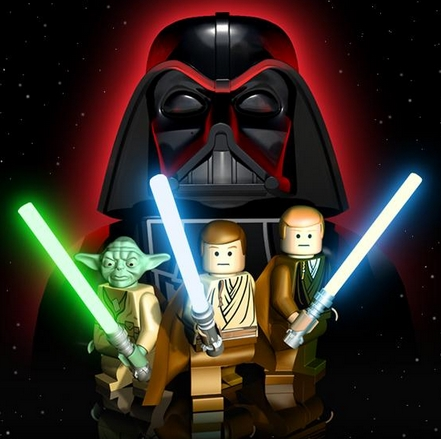 Game Lego Star Wars Adventure 2014