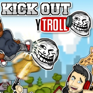 Game Kick Out Y Troll