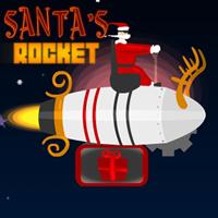 Game Santa's Rocket