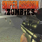 Game Sniper Assassin Zombies