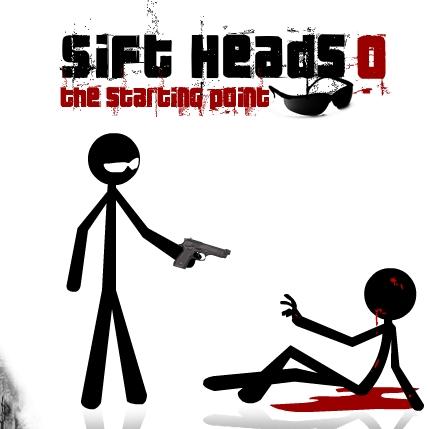 Game Sift Heads Zero