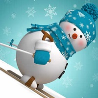 Game SnowMan Puzzle Game
