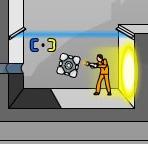 Game Portal: The Flash Version