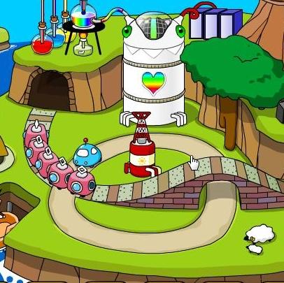 Game Grow Island