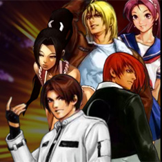 Game King of Fighters vs DNF