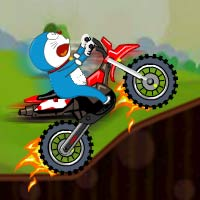 Game Doraemon Fun Race