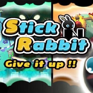 Game Stick Rabbit