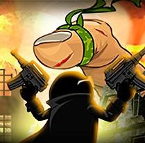 Game Finger VS Guns