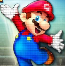 Game Mario Gravity Adventure