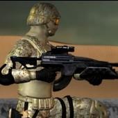 Game Desert Rifle 2