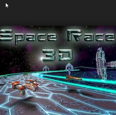 Game Space Race 3D
