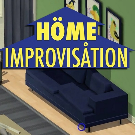 Game Home Improvisation