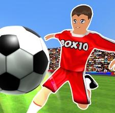 Game Euro Cup Kicks