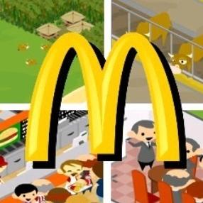 Game McDonalds Videogame