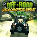 Game Off Road Velociraptor Safari