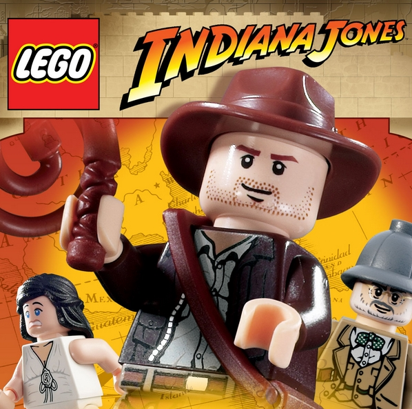 Game Lego Indiana Jones Adventures