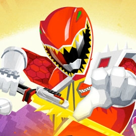 Game Power Rangers Dino Charge: Unleash the Power!