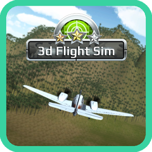 Game 3D Flight Sim