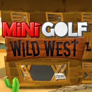Game Mini Golf Wild West