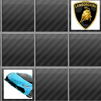 Game Lamborghini Cars Memory