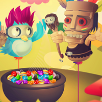 Game Candy Shooter 2