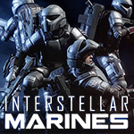 Game Interstellar Marines - Running Man