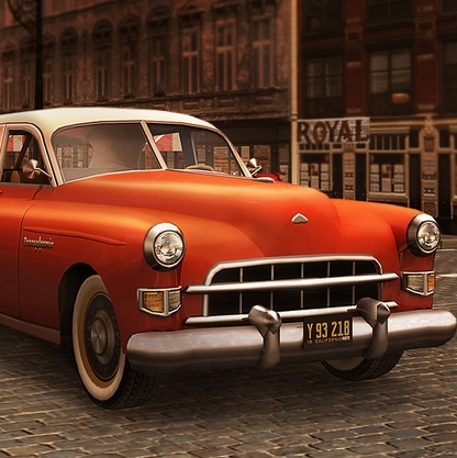 Game Classic Cars 3D Parking