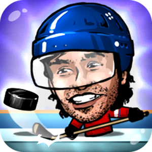Game Puppet Ice Hockey