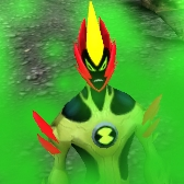 Game Ben 10: The Lost World