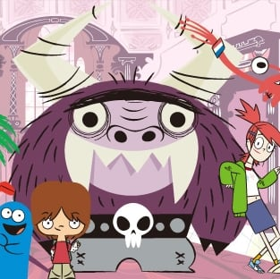 Game Foster's Home for Imaginary Friends - Funky Skipper