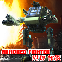 Game Armored Fighter: New War