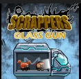 Game Scrappers. Glass Gun