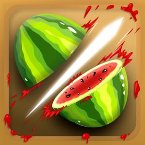Game Fruit Slasher 3D Unity