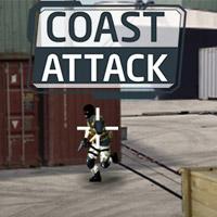 Game Coast Attack