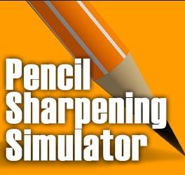 Pencil Sharpening Simulator