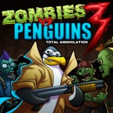 Game Zombies vs Penguins 3