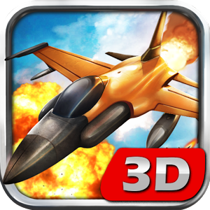 Game Orange Jet Fighter