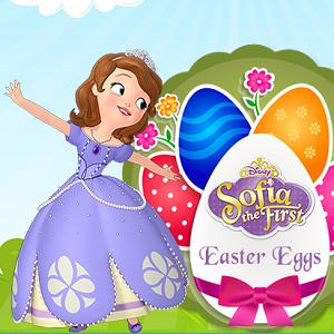 Sofia Easter Eggs
