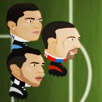 Football Heads Champions League 2014 2015
