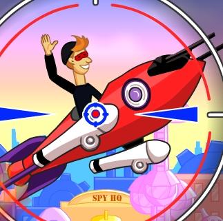 Game Spy Jet