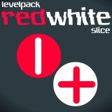 Game RedWhite Slice: Level Pack