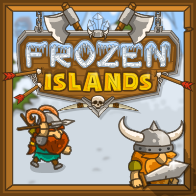 Game Frozen Islands