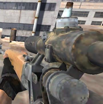 Game Dead Zone Sniper
